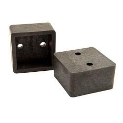 Крепеж для балясины 20x35x35