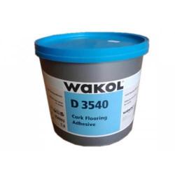 Клей на водной основе Wakol D3540, 2,5л