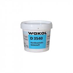 Клей на водной основе Wakol D3540, 0.8л