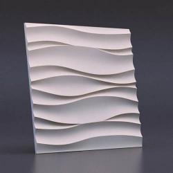 Гипсовые 3D панели Волна Атлантика