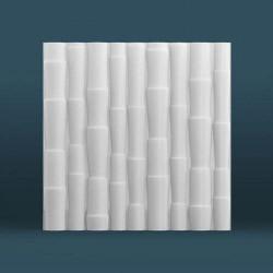 Гипсовые 3D панели Бамбук
