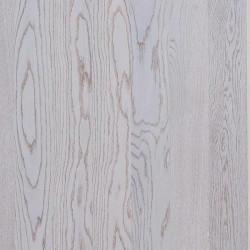 Паркетная доска PolarWood 1-полосная Дуб Элара белый