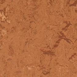 Мармолеум Forbo рулонный 2767 rust