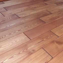Массивная доска из лиственницы Trade Wood Махогани