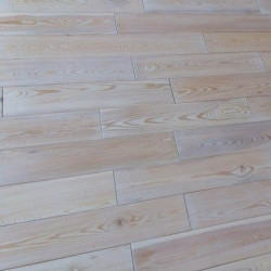 Массивная доска из лиственницы Trade Wood Выбеленная