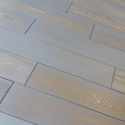 Массивная доска из лиственницы Trade Wood Серебро