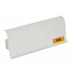 Плинтус пластиковый Идеал Комфорт 55 Белый 2500 х 55 х 22