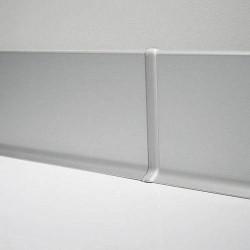 Соединитель к Алюминиевому плинтусу 60 мм