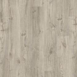 ПВХ плитка Quick Step LVT Living коллекция Pulse Click (замковая) PUCL40089  Дуб осенний теплый серый