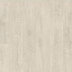 ПВХ плитка Quick Step LVT Living коллекция Balance Click (замковая) BACL40157 Дуб бархатный светлый