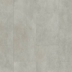 ПВХ плитка Quick Step коллекция Ambient glue plus (клеевая) AMGP40050 Бетон тёплый серый