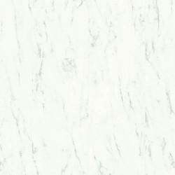 ПВХ плитка Quick Step коллекция Ambient glue plus (клеевая) AMGP40136 Мрамор коррарский белый