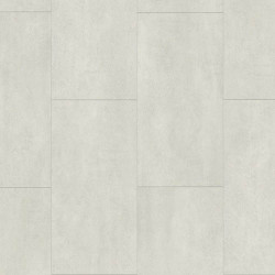 ПВХ плитка Quick Step коллекция Ambient glue plus (клеевая) AMGP40049  Бетон светлый