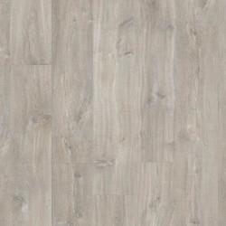 ПВХ плитка Quick Step коллекция Balance glue plus (клеевая) BAGP40030 Дуб каньон серый пелёный