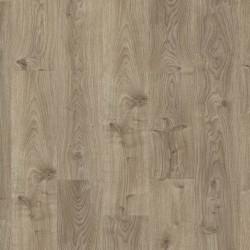 ПВХ плитка Quick Step коллекция Balance glue plus (клеевая) BAGP40026 Дуб коттедж серо-коричневый
