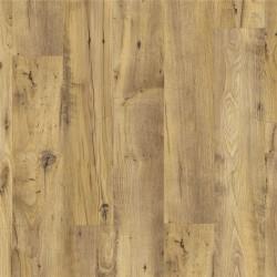 ПВХ плитка Quick Step LVT Living коллекция Balance Click PLUS (замковая) BACP40029 Каштан винтажный натуральный